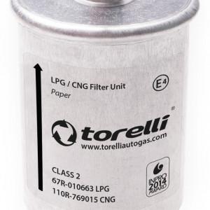Фильтр тонкой очистки Torelli 16х16