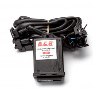 Эмулятор AEB 4 цил. с фишками Bosch