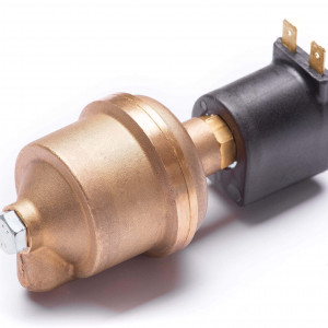 Клапан газа Torelli большой д.8мм. №6