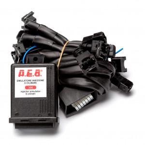 Эмулятор AEB 6 цил. с фишками Bosch