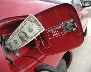 Почему увеличивается расход газа