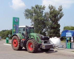 Сельхозтехнику переведут на сжиженный газ