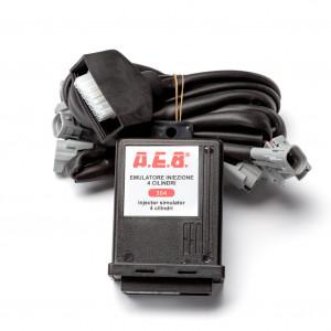 Эмулятор AEB 4 цил. с фишками Япония