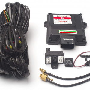 Электроника Torelli T3 OBD (Autronic) 6 цил. с проводкой