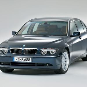 BMW 7 (E65/E66)