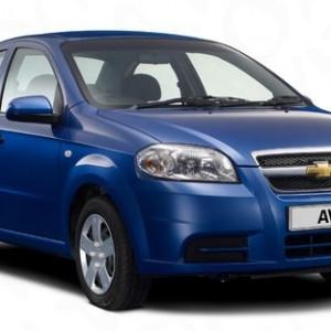 Chevrolet Aveo Т200/T250