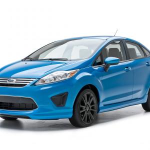 Ford Fiesta 13-