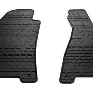 Передние автомобильные резиновые коврики Audi 80 (B4) 1991-