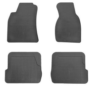 Комплект резиновых ковриков в салон автомобиля Audi A6 C5