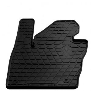 Водительский резиновый коврик Audi Q3 2011-