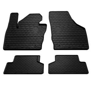 Комплект резиновых ковриков в салон автомобиля Audi Q3 2011-