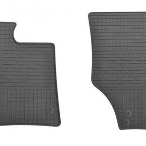 Передние автомобильные резиновые коврики Audi Q7 2015-