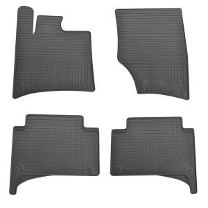Комплект резиновых ковриков в салон автомобиля Audi Q7 2015-