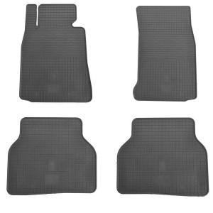 Комплект резиновых ковриков в салон автомобиля BMW 7 E38