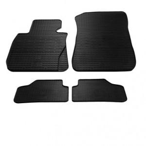 Комплект резиновых ковриков в салон автомобиля BMW X1 E84