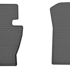 Передние автомобильные резиновые коврики BMW X3 E83 2004-