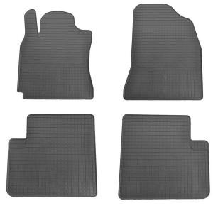 Комплект резиновых ковриков в салон автомобиля Chery Tiggo T21 2014-