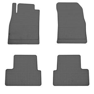 Комплект резиновых ковриков в салон автомобиля Chevrolet Cruze