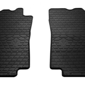 Передние автомобильные резиновые коврики Chevrolet Spark M300 2009-