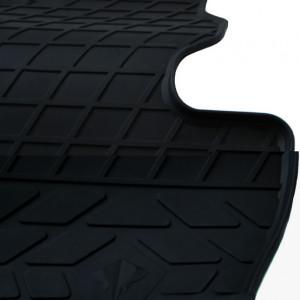 Водительский резиновый коврик Citroen Berlingo (design 2016)