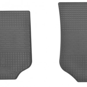 Передние автомобильные резиновые коврики Citroen C-Elysse