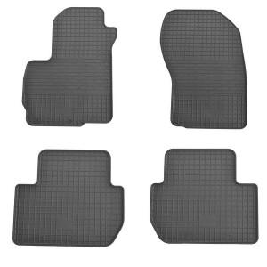 Комплект резиновых ковриков в салон автомобиля Citroen C-Crosser
