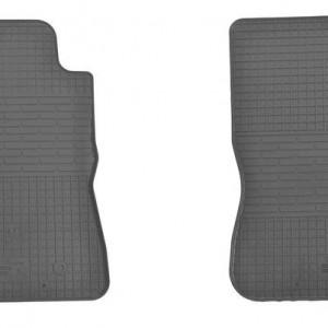 Передние автомобильные резиновые коврики Citroen Cactus 2015-