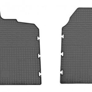 Комплект резиновых ковриков в салон автомобиля Citroen Jumper 2 (design 2016)