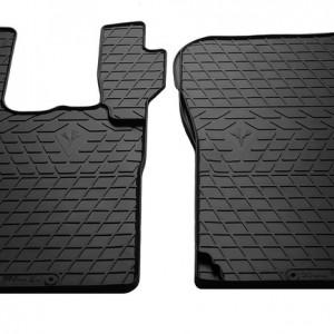 Комплект резиновых ковриков в салон автомобиля Truck DAF CF 2000-2013