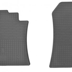 Передние автомобильные резиновые коврики Dacia-Renault Lodgy 2012-