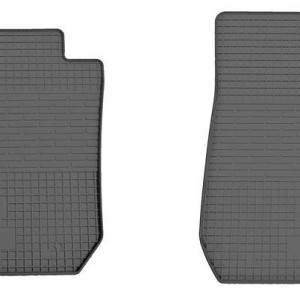 Передние автомобильные резиновые коврики Renault Dacia Logan 2