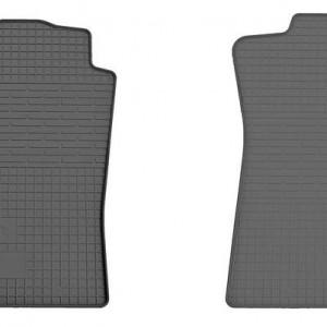Передние автомобильные резиновые коврики Daewoo Matiz 1998- (design 2016)