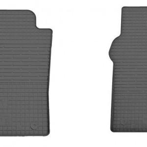 Передние автомобильные резиновые коврики Fiat 500