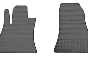 Комплект резиновых ковриков в салон автомобиля Fiat 500L