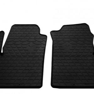 Передние автомобильные резиновые коврики Fiat Doblo 2001-