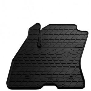 Водительский резиновый коврик Fiat Doblo 2010-