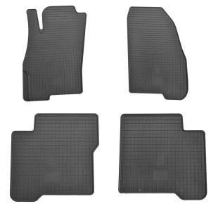 Комплект резиновых ковриков в салон автомобиля Fiat Linea