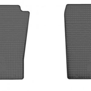 Передние автомобильные резиновые коврики Fiat Grande Punto 2009-