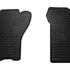Передние автомобильные резиновые коврики Fiat Tipo 2016-