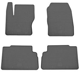 Комплект резиновых ковриков в салон автомобиля Ford C-Max
