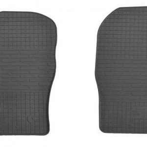 Передние автомобильные резиновые коврики Ford Transit Connect 2003-2014