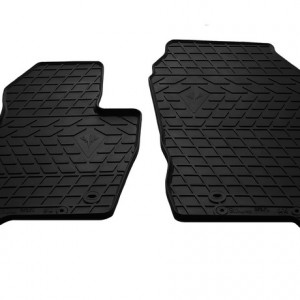 Передние автомобильные резиновые коврики Ford Edge 2014-
