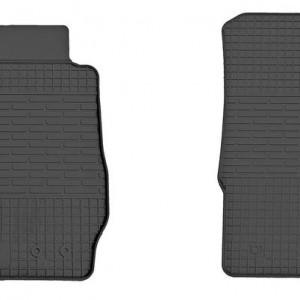 Передние автомобильные резиновые коврики Ford Fiesta 2013-