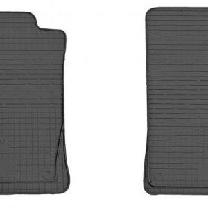 Передние автомобильные резиновые коврики Ford Fiesta 02-09
