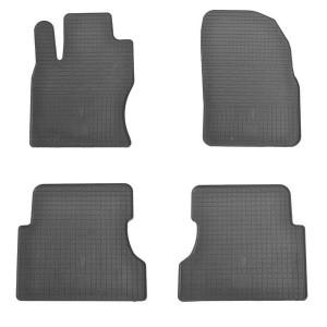 Комплект резиновых ковриков в салон автомобиля Ford Focus 2