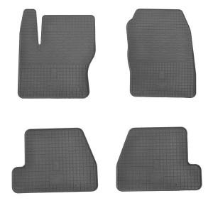 Комплект резиновых ковриков в салон автомобиля Ford Focus III 2011-