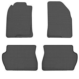 Комплект резиновых ковриков в салон автомобиля Ford Fusion