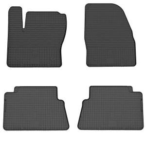 Комплект резиновых ковриков в салон автомобиля Ford Kuga 2013-/2016-