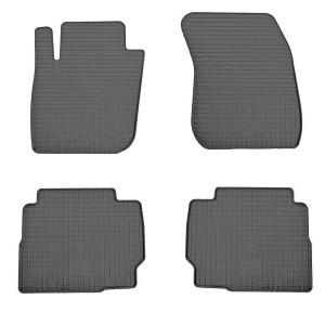 Комплект резиновых ковриков в салон автомобиля Ford Mondeo 5