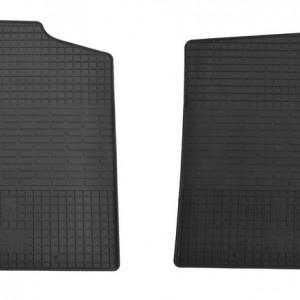 Передние автомобильные резиновые коврики Ford Transit Connect 2003- (design 2016)
